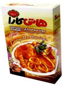 قیمت آرد سوخاری فلفلی