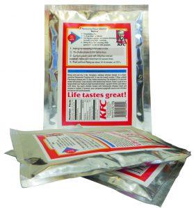 واردات پودر سوخاری ماهی
