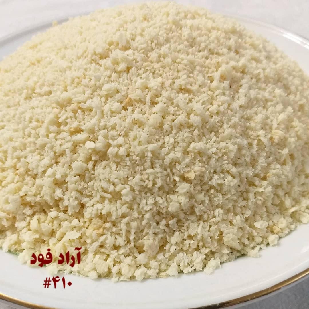 خرید عمده پودر سوخاری دانه درشت